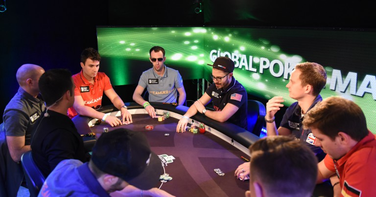 Global Poker Masters, Day 1: Russia and Ukraine made it to the second round
